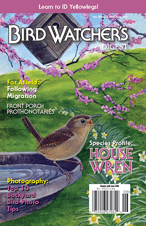 Bird Watcher's Digest May/June 2016