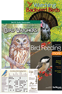 LIMITED-TIME OFFER: Fall Bird Feeding Special!