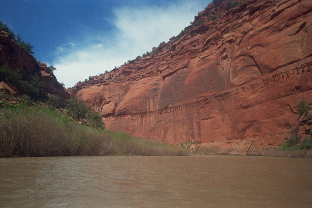 Dolores River Canyon, photo by Cawright2007 / Wikimedia