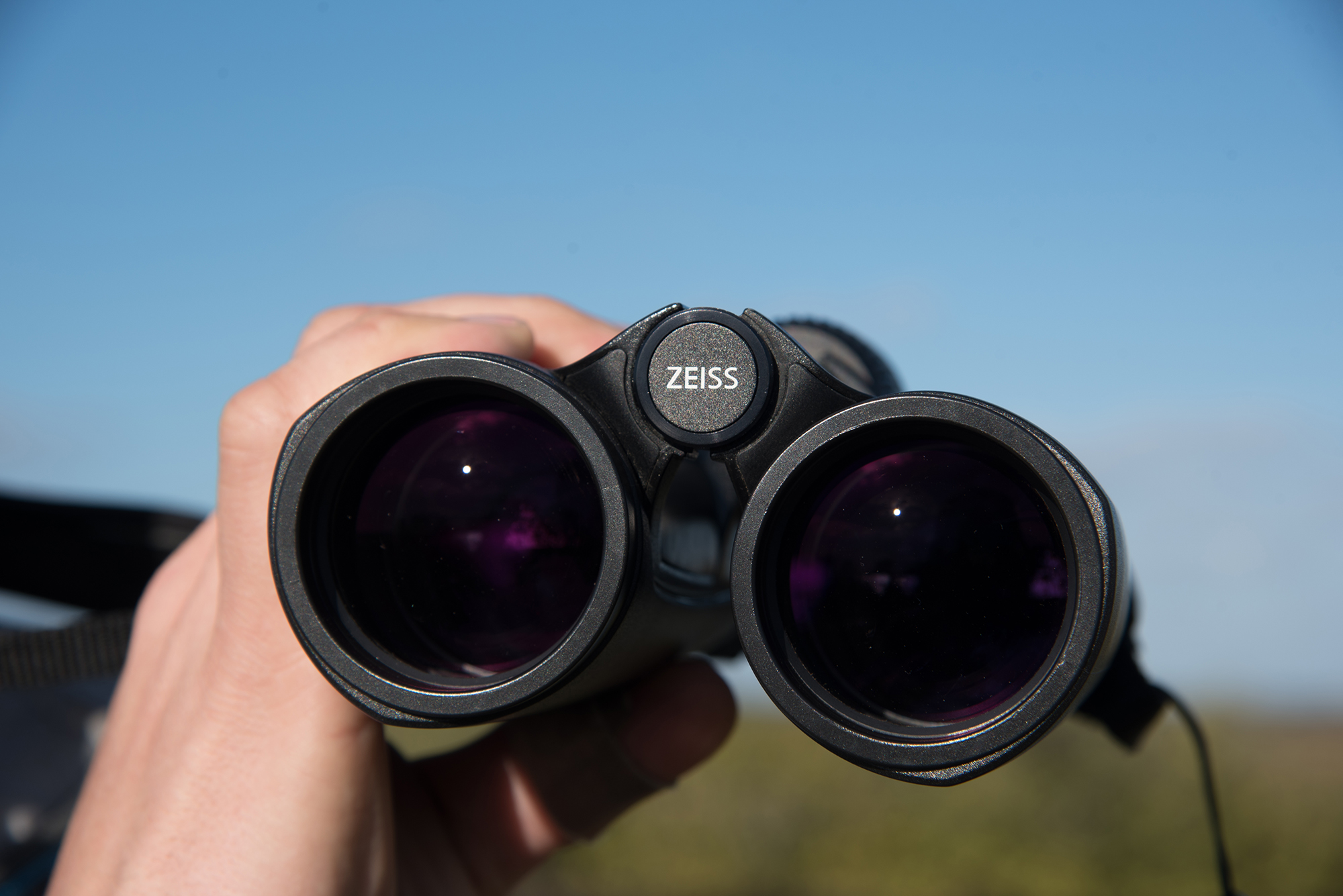 Learn how to keep your binoculars clean with an optics cleaning kit.