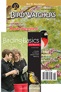Memorial Day for Birders: SAVE 33% and Help a New Bird Watcher!