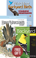 FREE Bird ID eBook with Your Subscription!